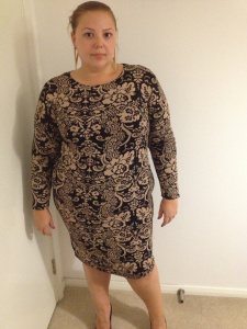 #OOTD – Bodycon Dress? – I Say Yes!