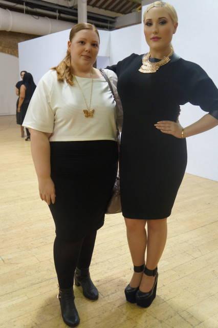 Nina Plus Size Model Hasselhoff Plus Size Model