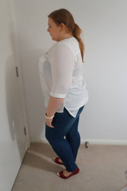 bbw jeans models was