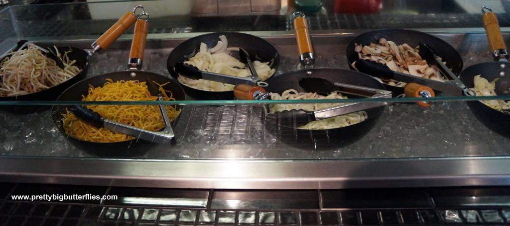 Kitchen N1 Fresh Ingredients