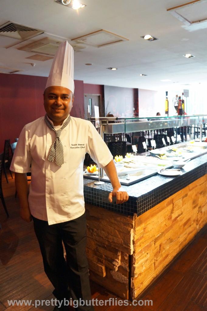 Kitchen N1 -Saleh - Head Chef