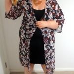 Plus Size blogger style