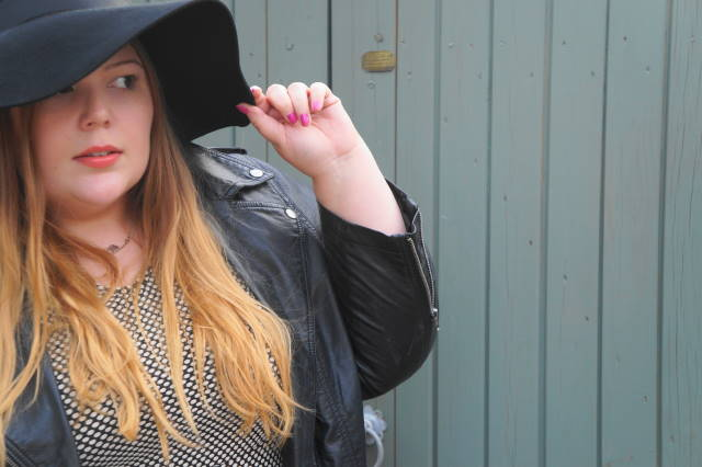 Oversized Autumn Hat