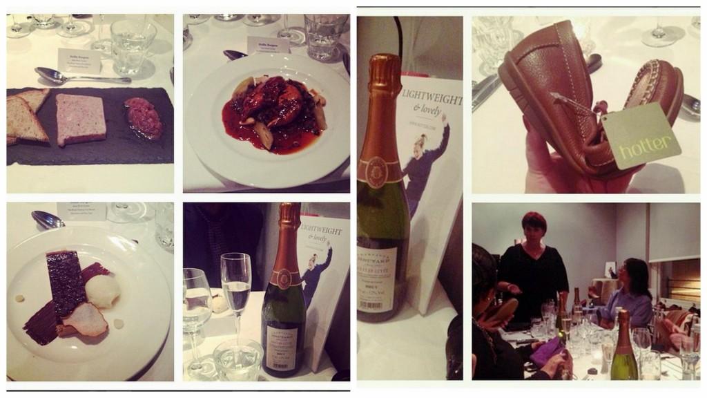 Hotter Blogger Dinner