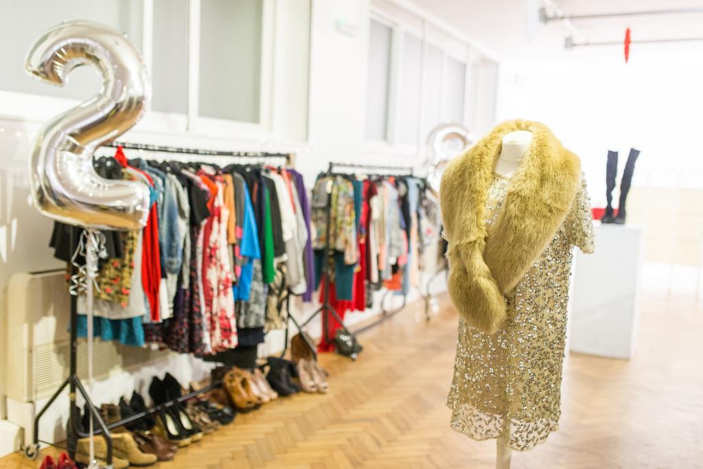 Clothes Swap Voucher codes Party