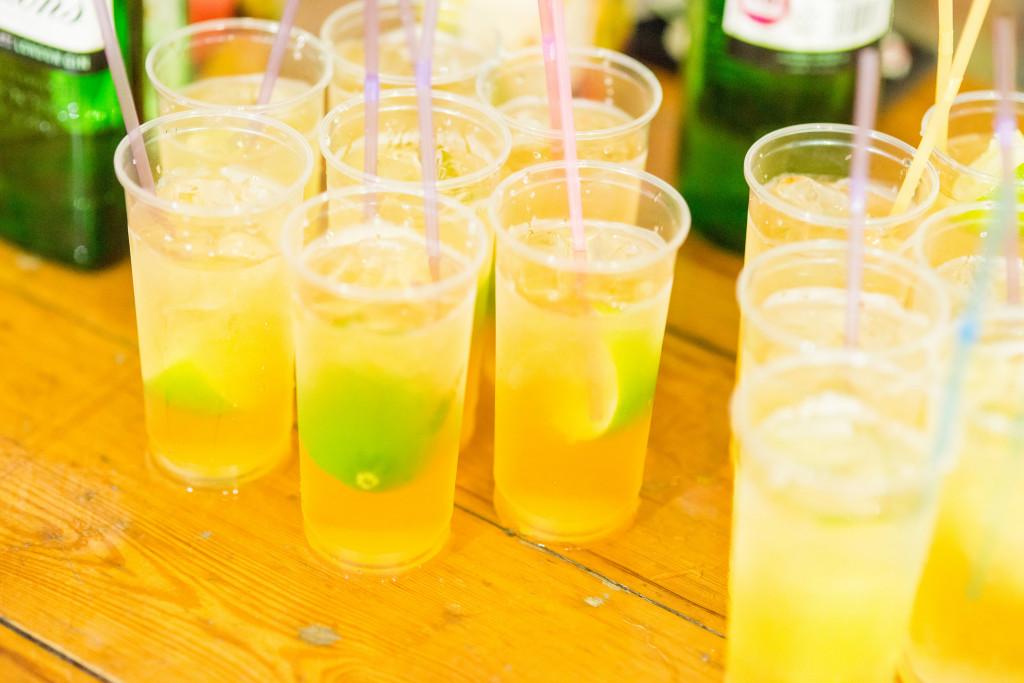 Blogger Swap Shop Cocktails