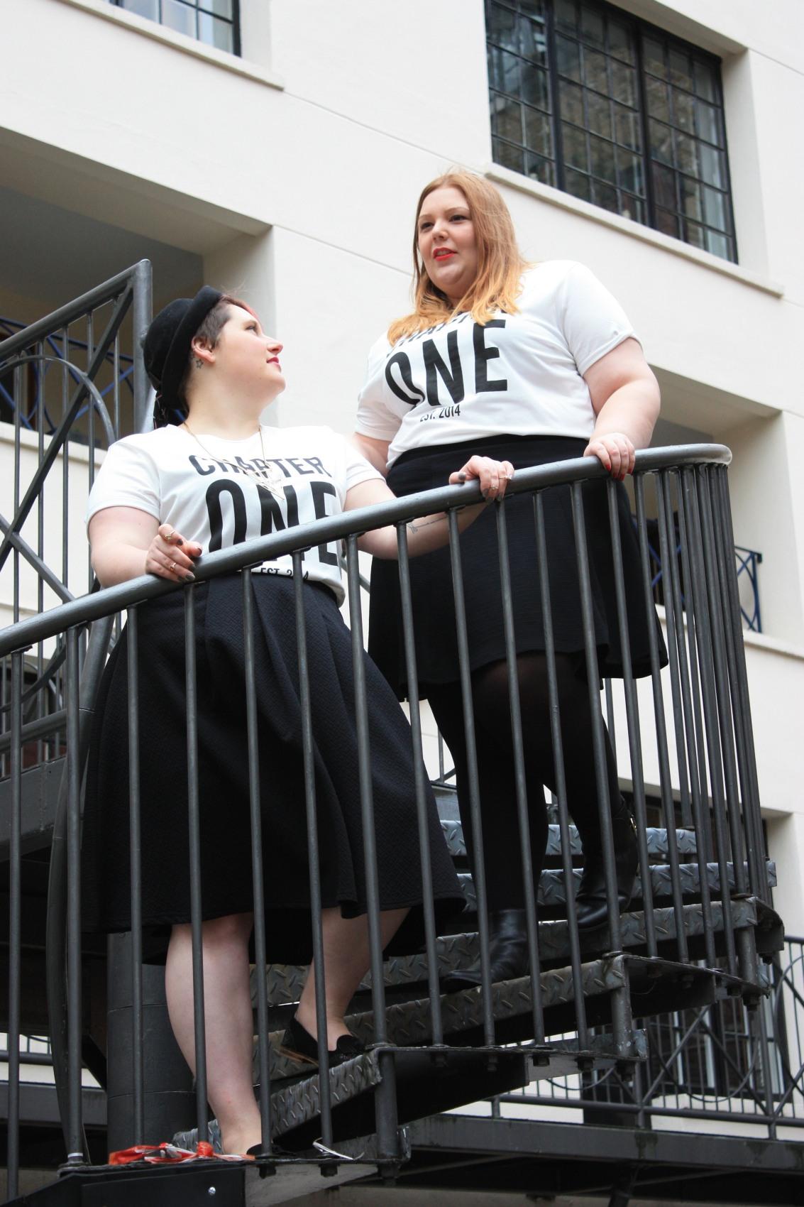 Plus Size Fashion By Kelly Osbourne - Bloggers