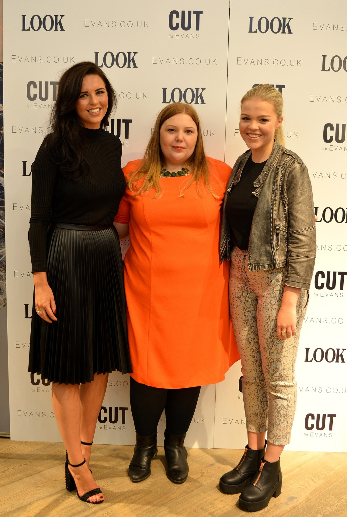 Cut For Evans Designers Eve Turley, Ellie Northway and Pretty Big Butterflies