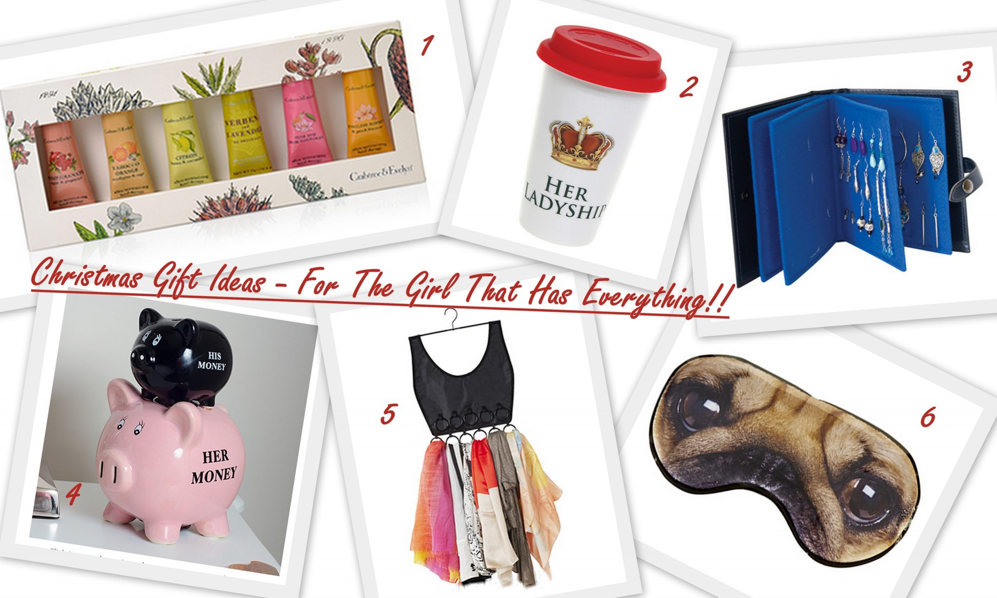 Christmas Gifts For Women Who Have Everything