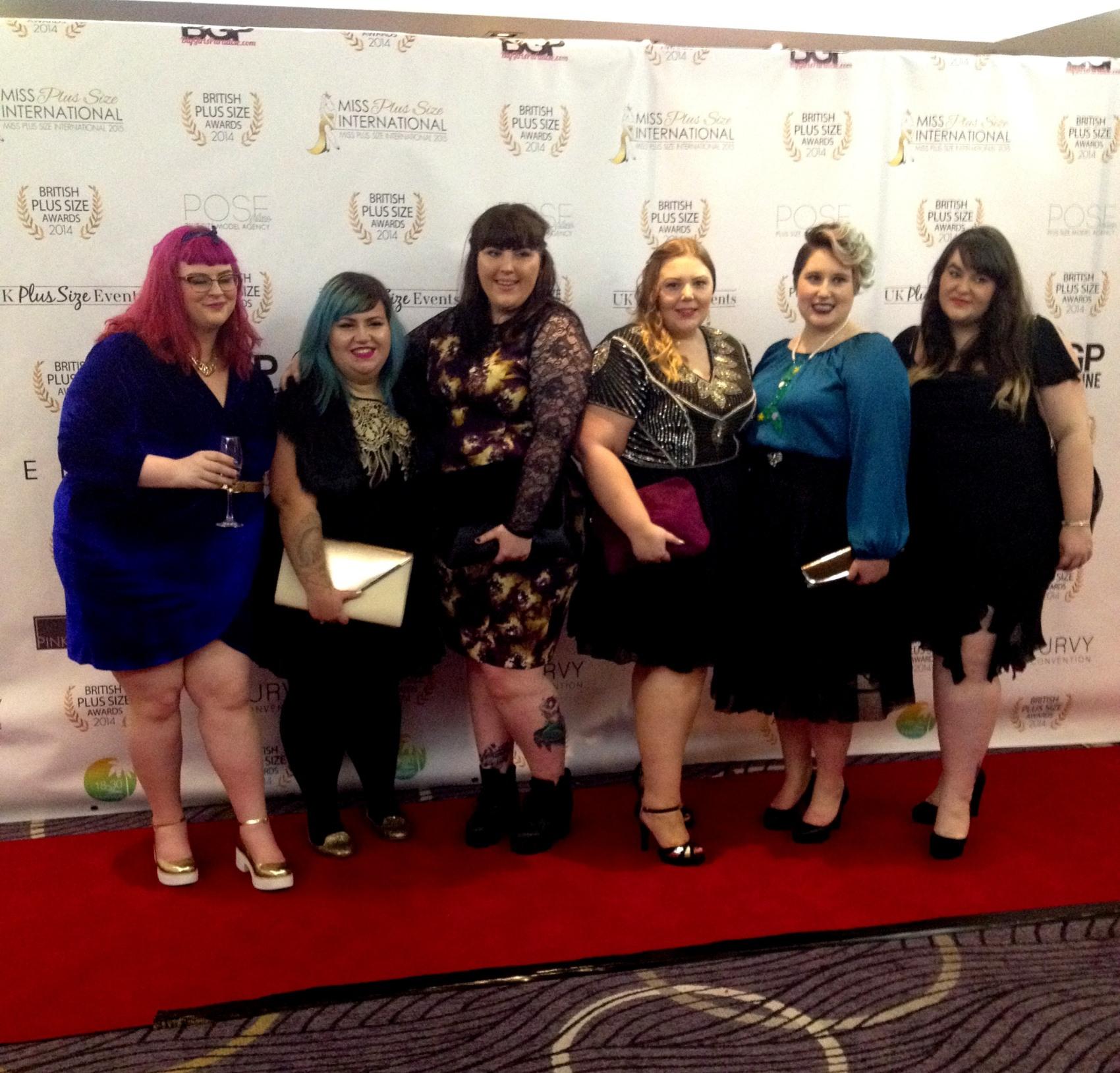 Plus Size Bloggers - British Plus Size Awards