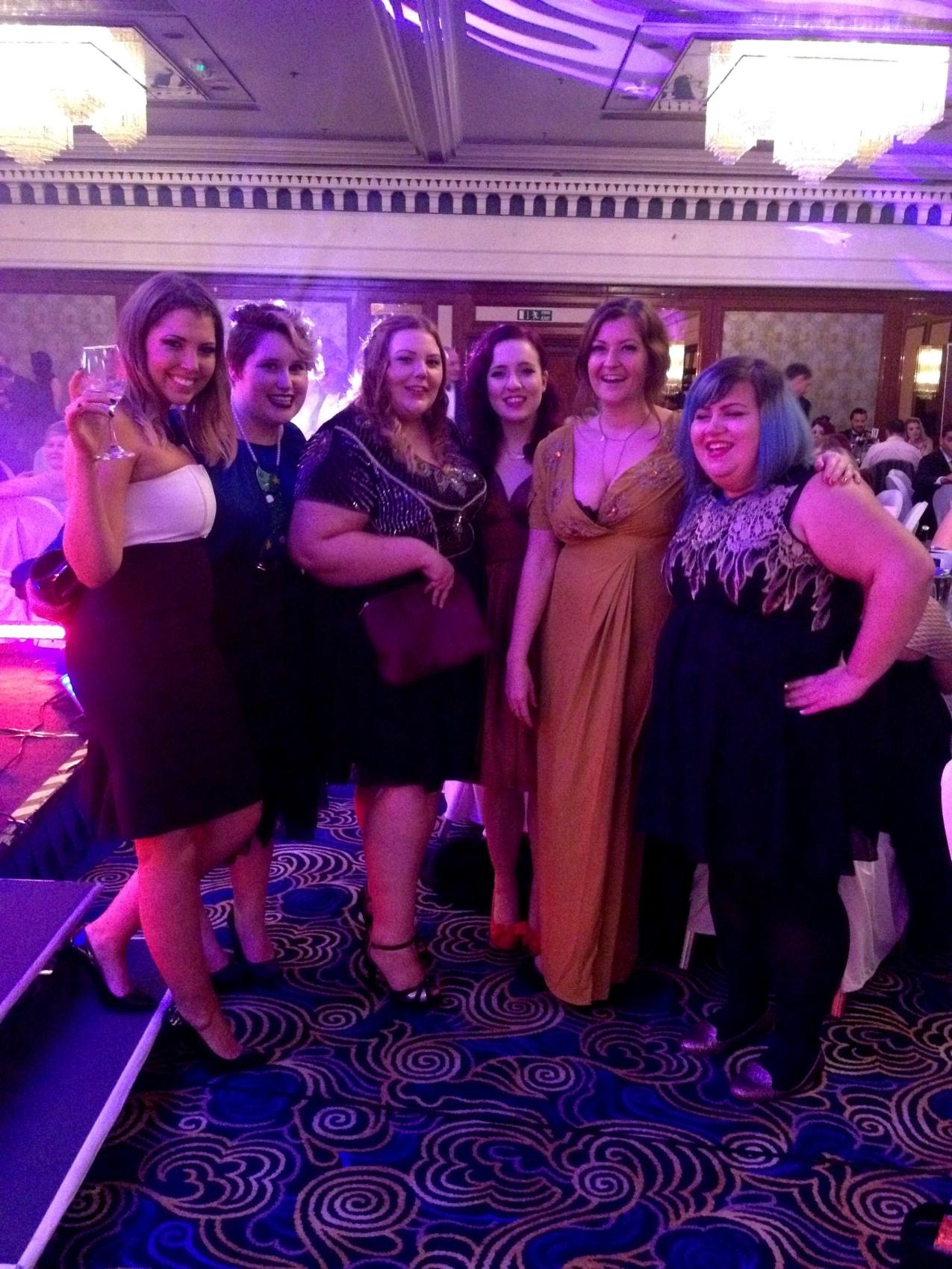 Curvy Kate - Plus Size Awards 2014