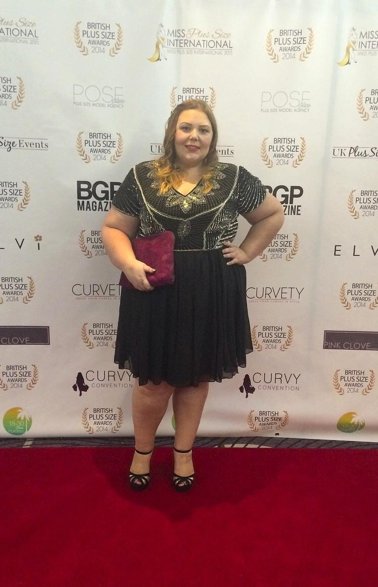 Plus Size Awards - Simply Be & Lovedrobe