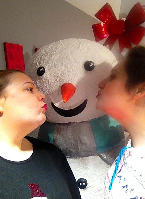 Debenhams Snowman