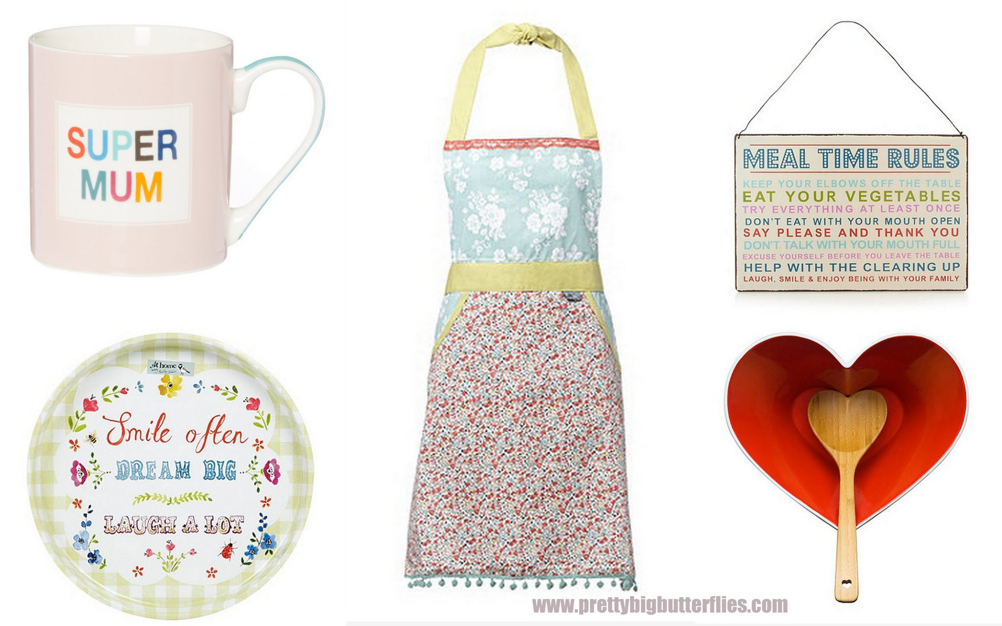 Mothers Day Inspiration From Debenhams - For The Mum Who Is The Boss Of the Kitchen.
