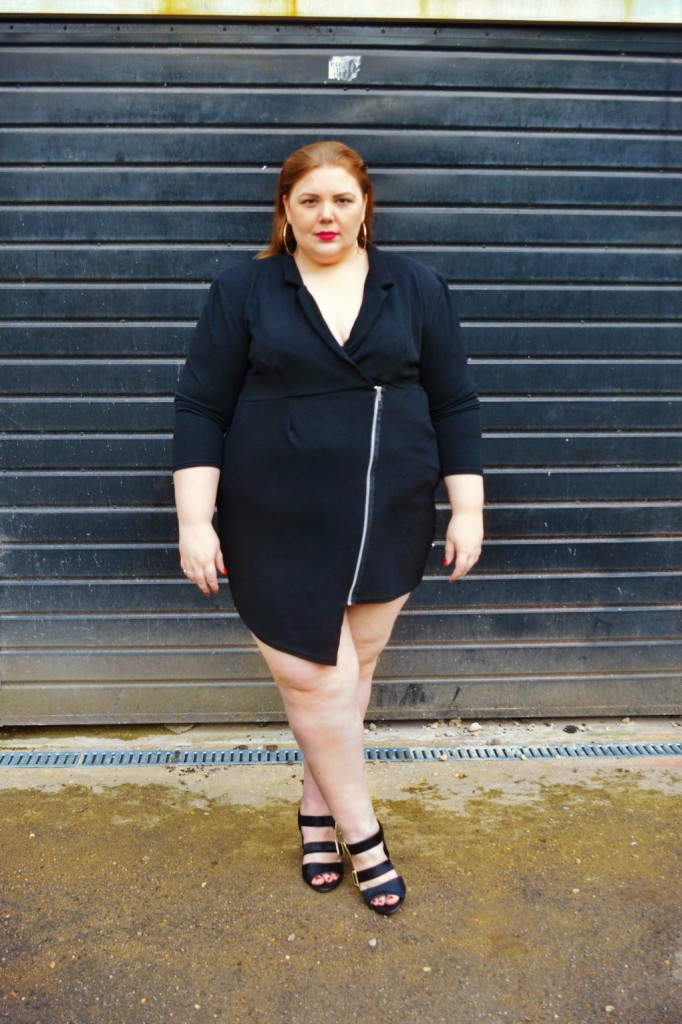 Nadia For Boohoo Collection - Plus Size Blogger