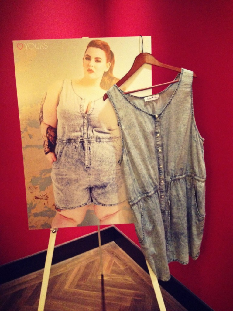 Tess Holliday Play suit from Yours clothing