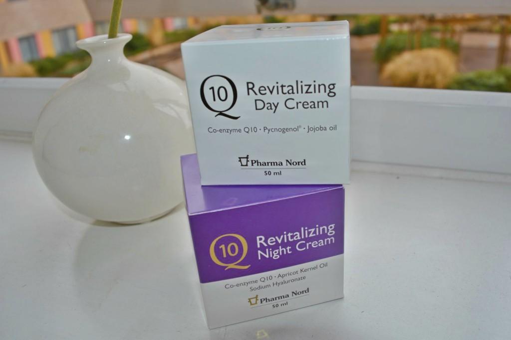 Q10 Day + Night Cream Set