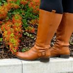 Pretty Big Butterflies   - Wide Calf Boots Review