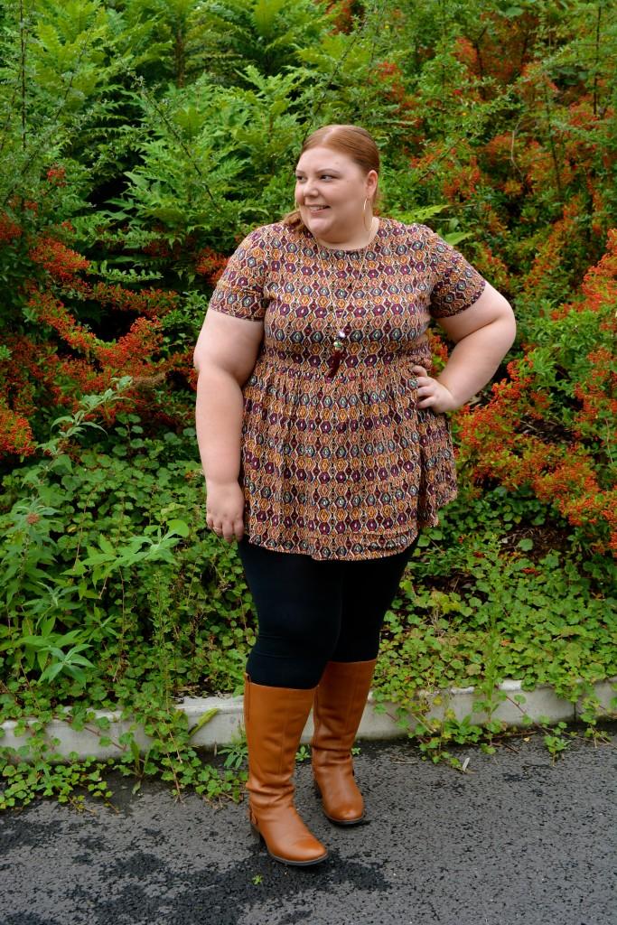 Pretty Big Butterflies - Curvissa Boots Review