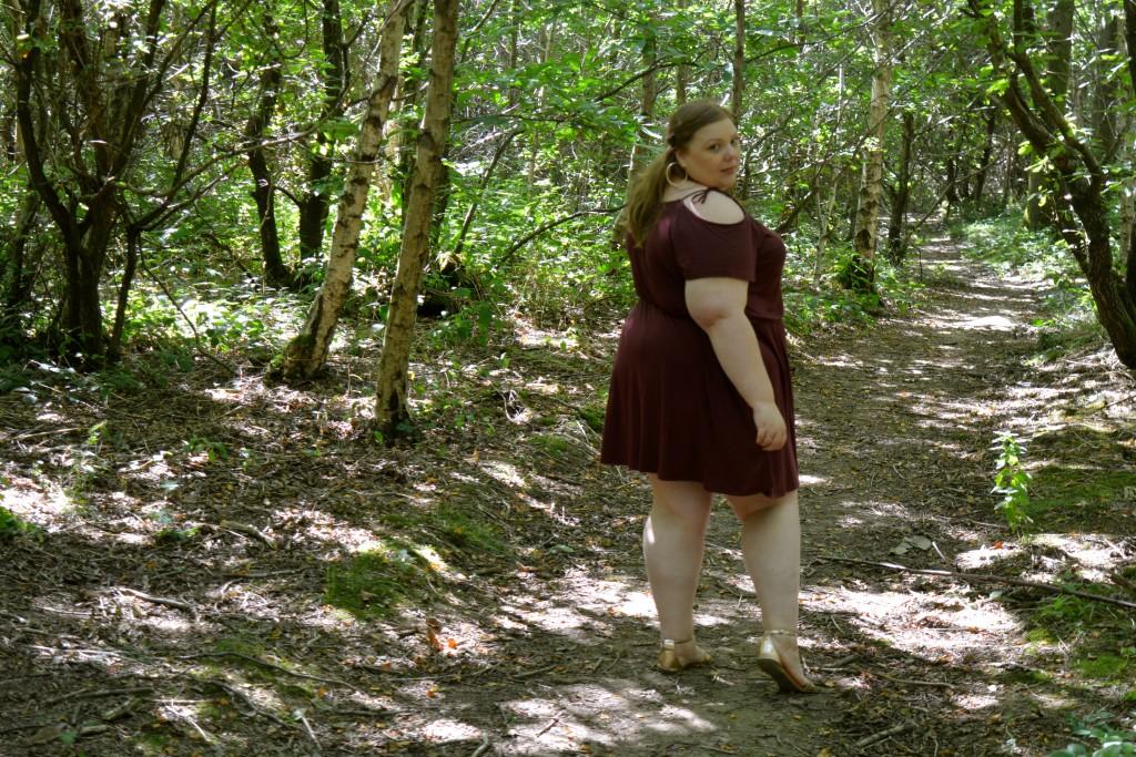 Pretty Big Butterflies - Versatile plus size dresses