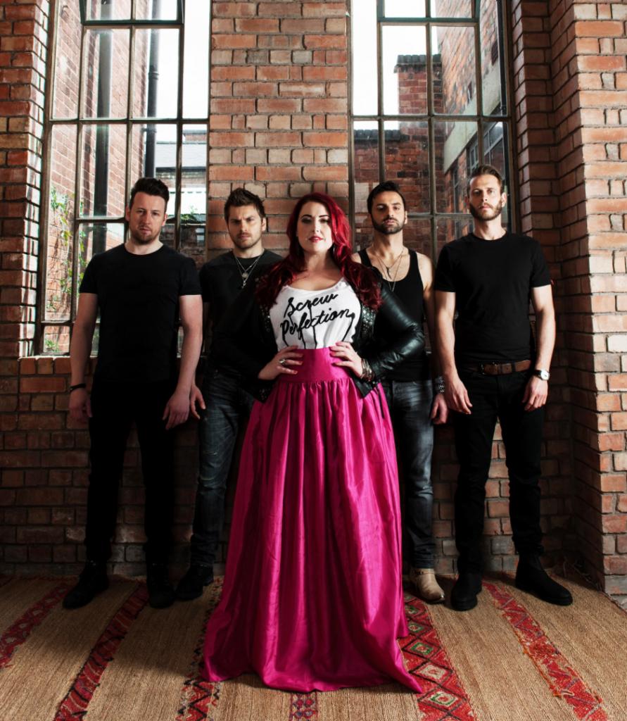 Jess & The Bandits - UKPSFW - pretty Big Butterflies