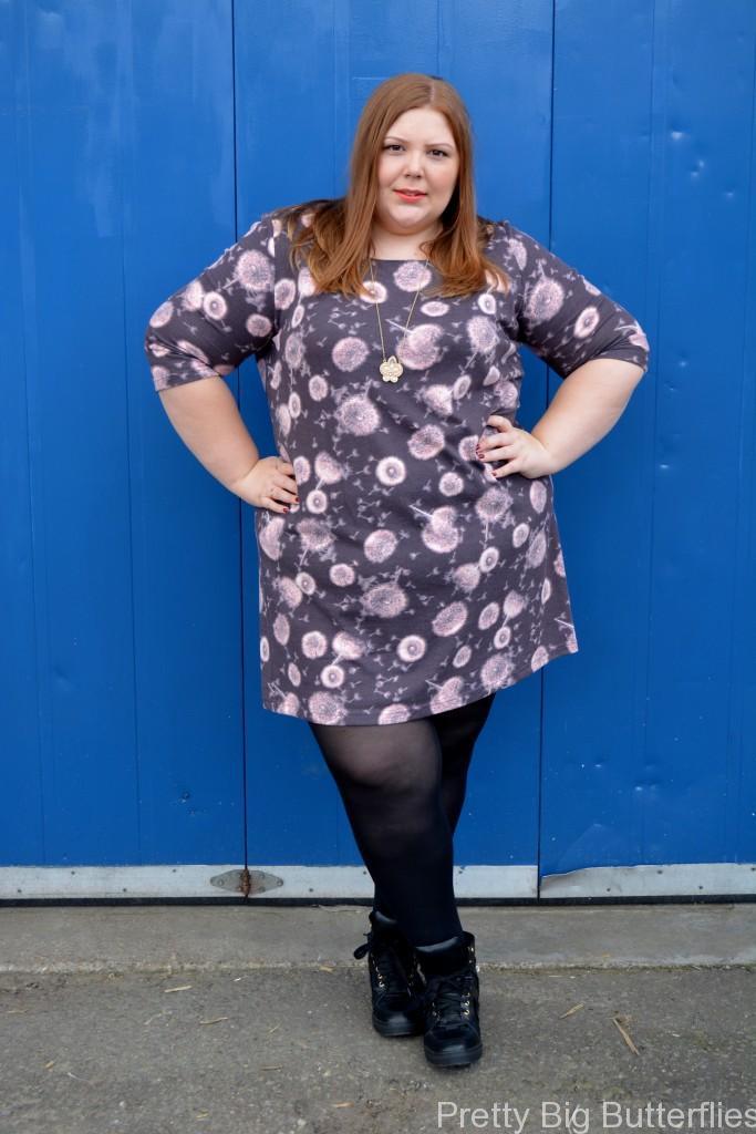 #GeorgeousDresses - Plus size blogger review