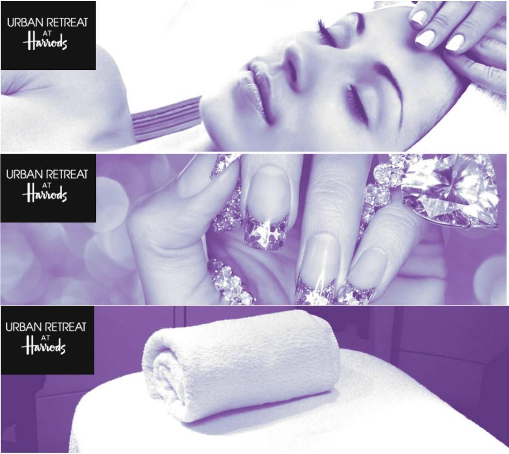 Urban Retreat Harrods Treatments