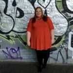 Pretty Big Butterflies - high Neck Dress review