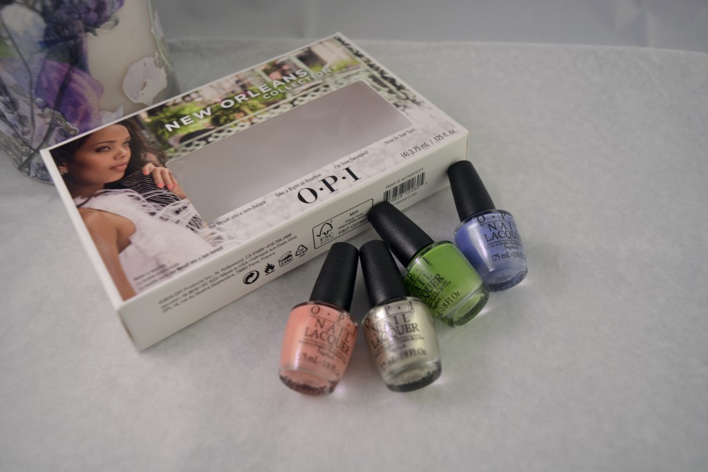 OPI New Orleans giveaway