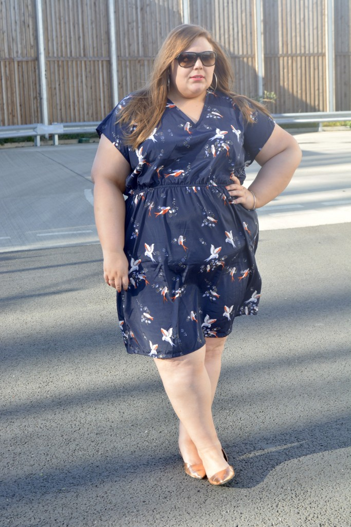 Navabi Dress review - Pretty Big Butterflies