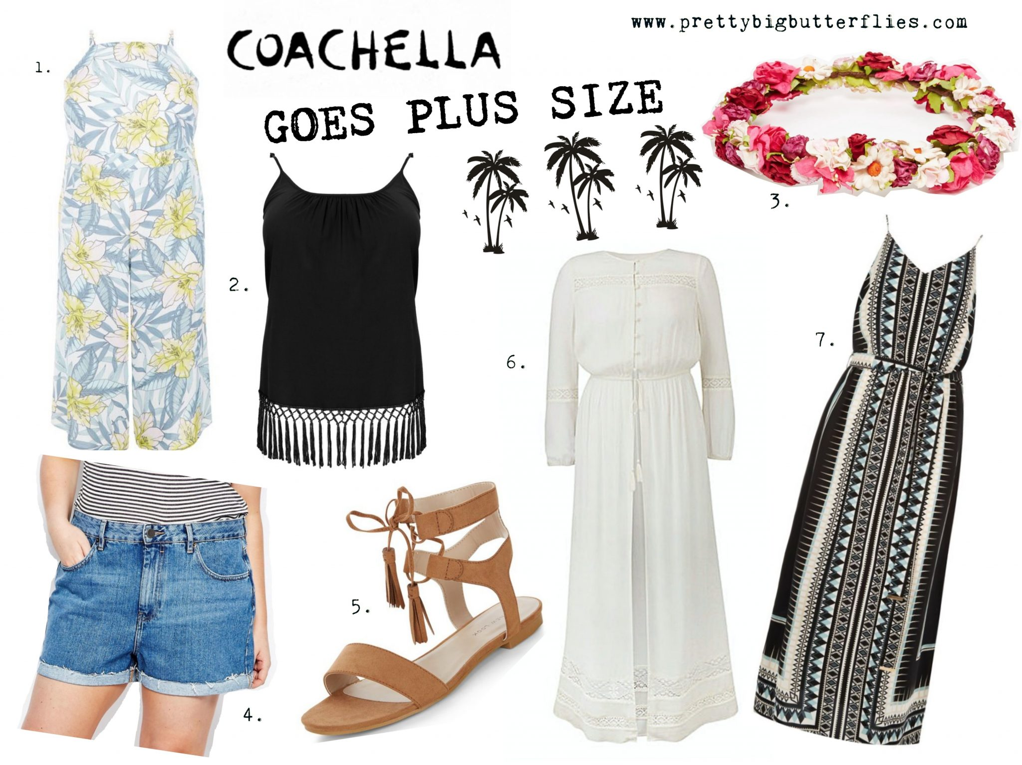 Coachella Goes Plus Size