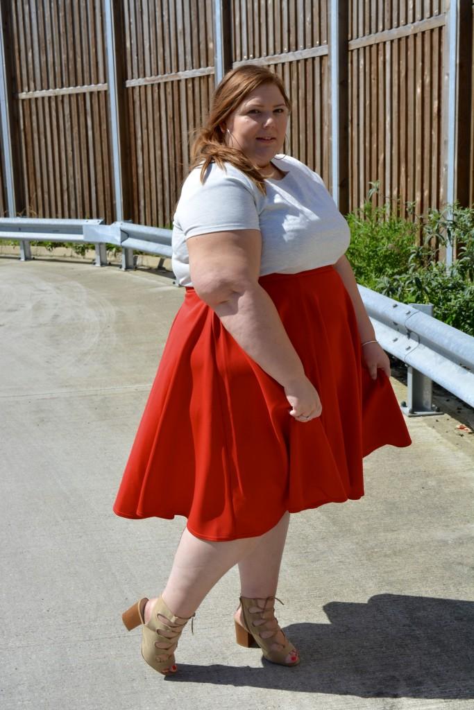 Plus size UK blogger - Pretty Big Butterflies