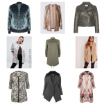 Plus Size Autumn Jackets - Pretty Big Butterflies - Wishlist