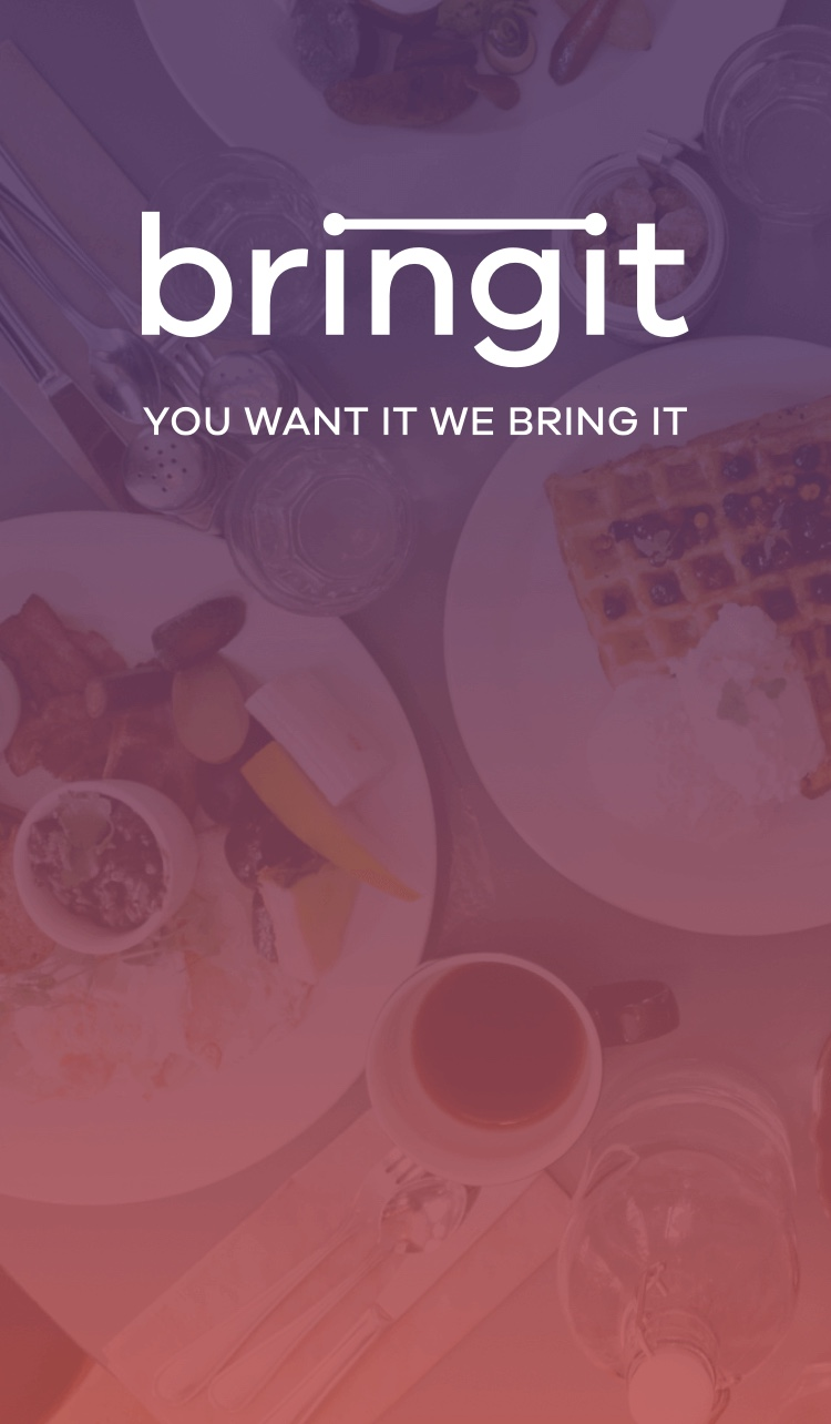 BringIt Food Delivery App Review
