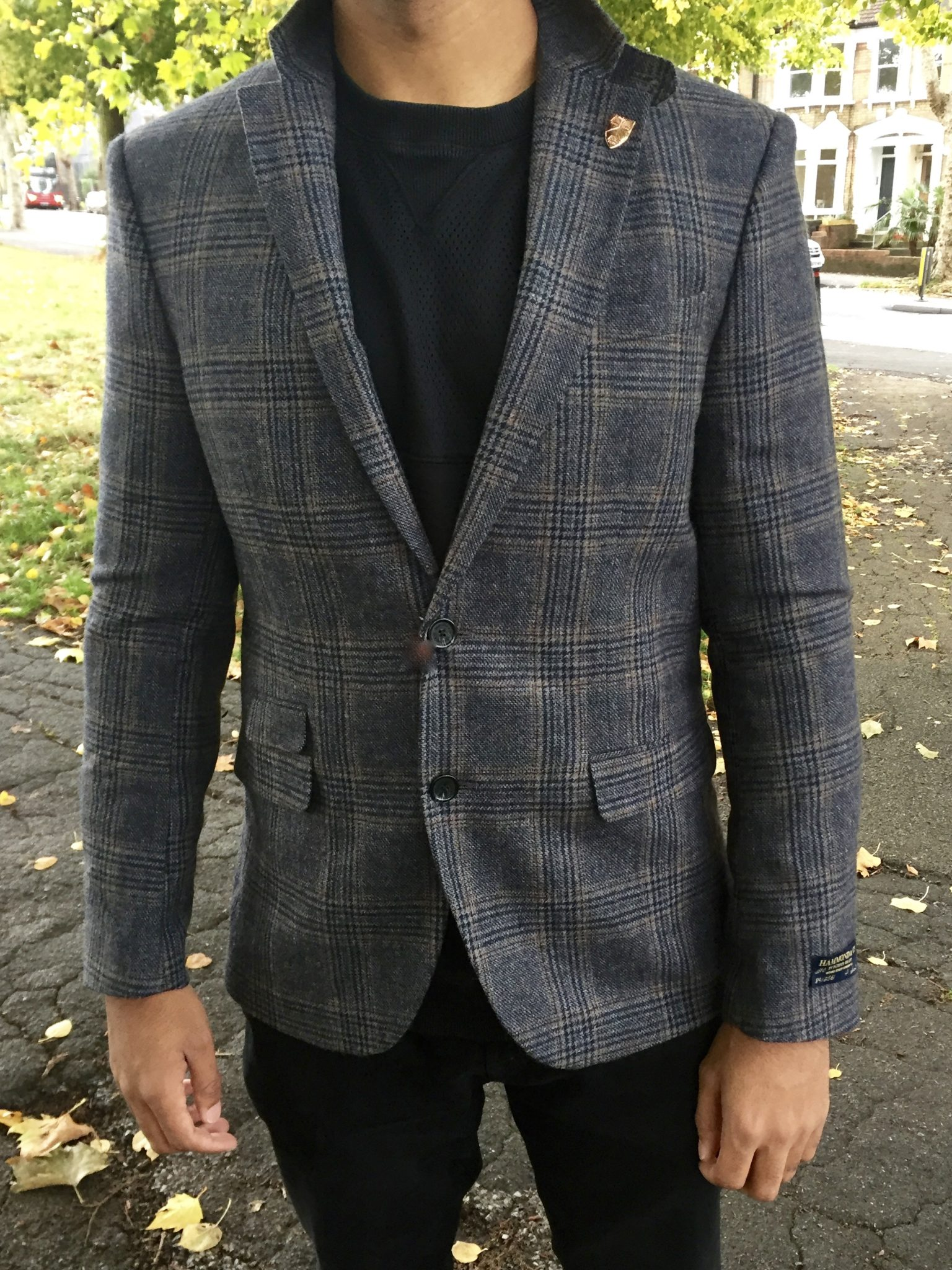 Patrick Grant's exclusive Hammond & Co. range staple blazer review