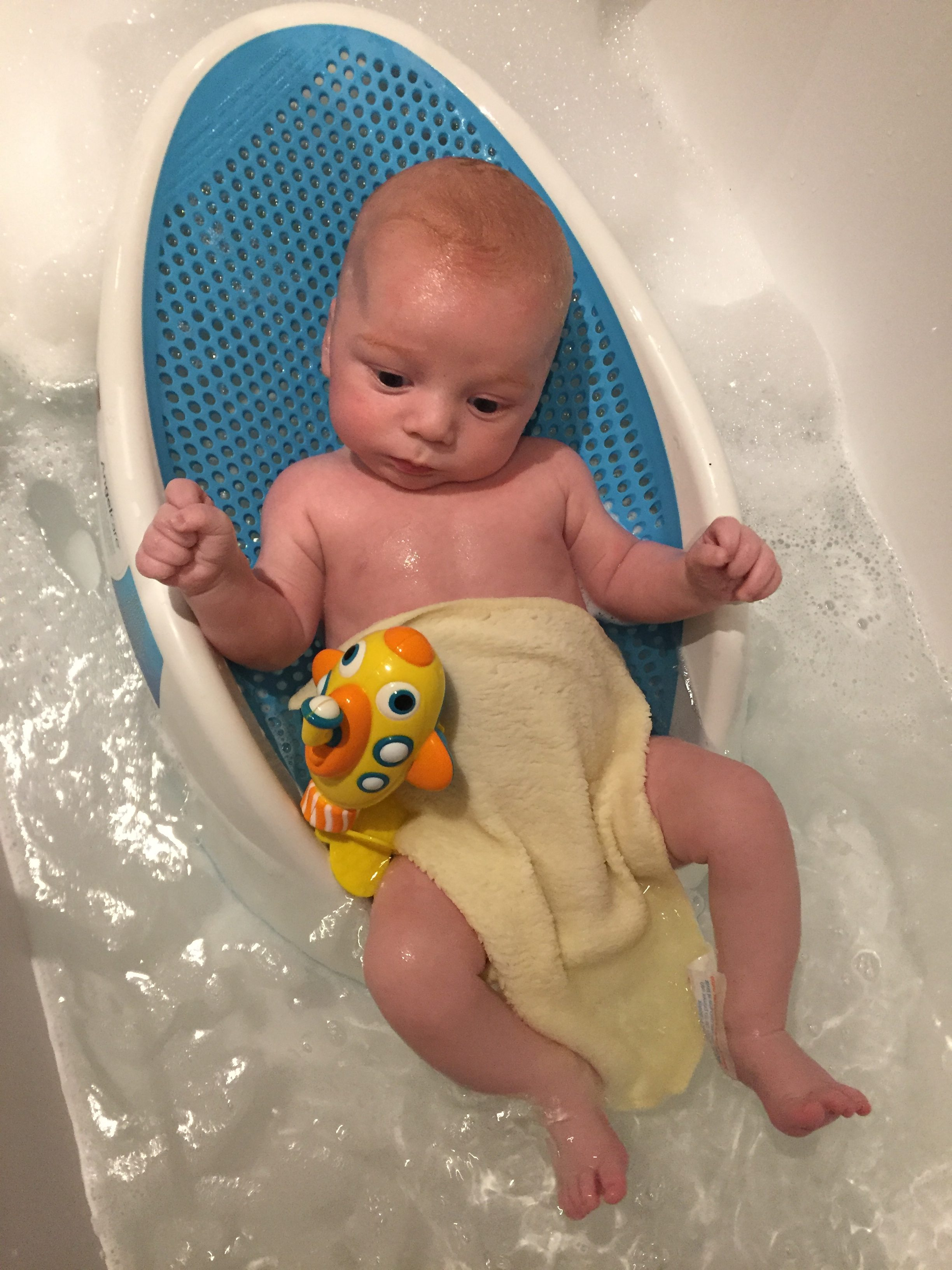Baby C Loves his Nuby Bath Toys - UK Blogger