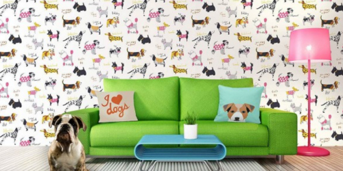 #Win - £75 to spend online with Inspired Wallpaper.