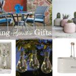Pretty Spring Garden Gifts