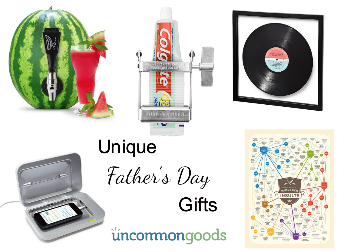 Unique Father's Day Gifts - Uncommon Goods -Pretty Big Butterflies