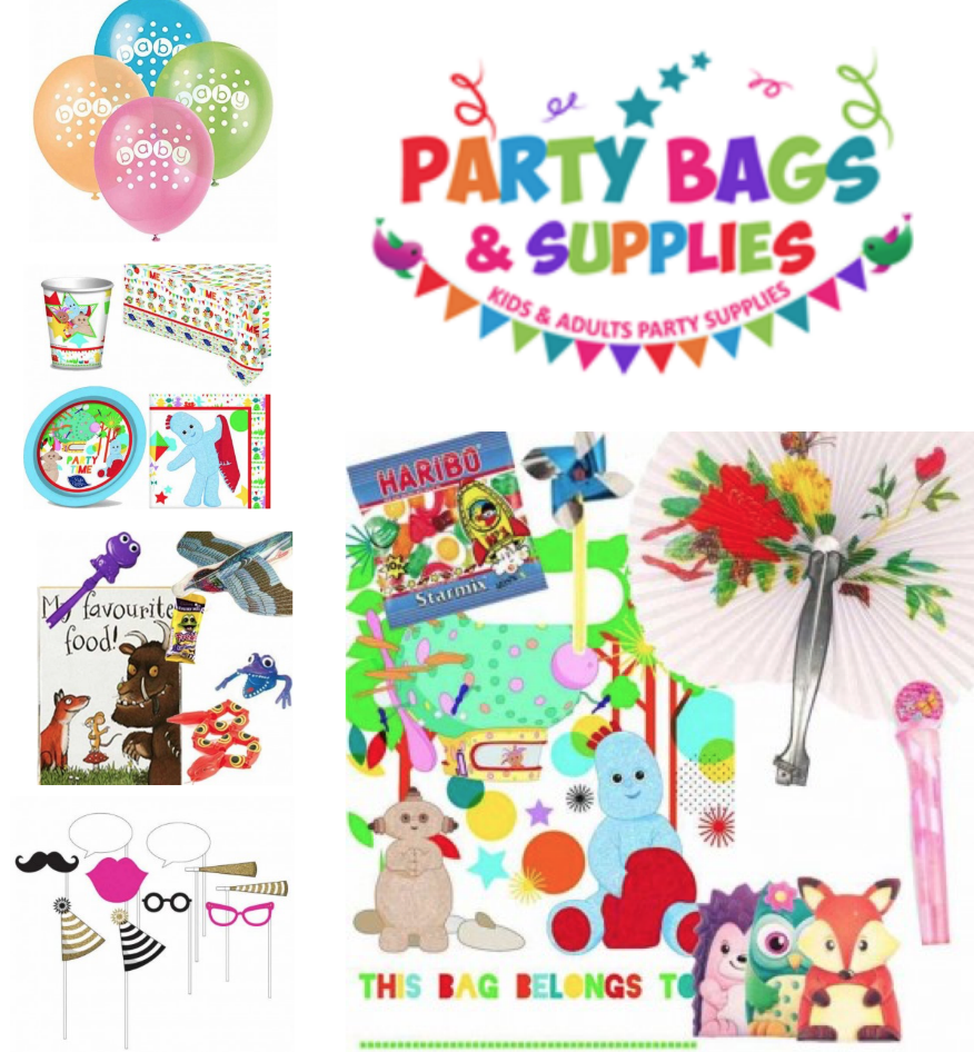 Giveaway - Win £30 to spend at party bags & supplies