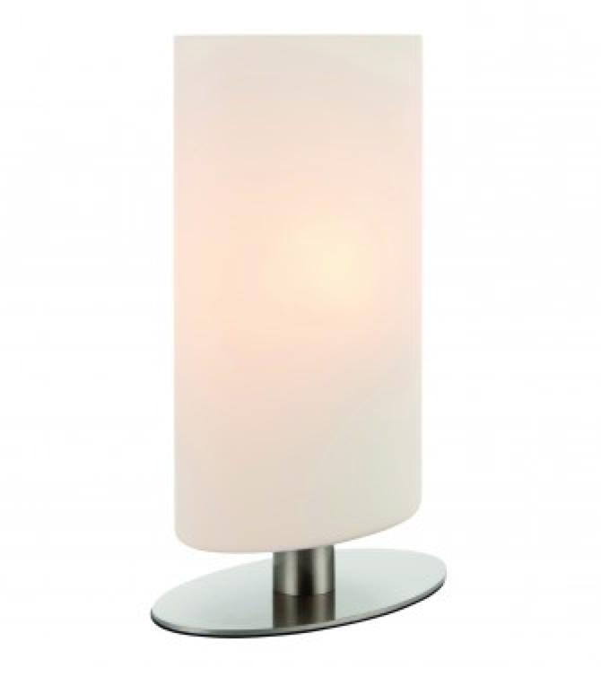 Review: Matt opal dimmable lamp