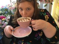 Peggy Porshen London Hot Chocolate - Pretty Big Butterflies
