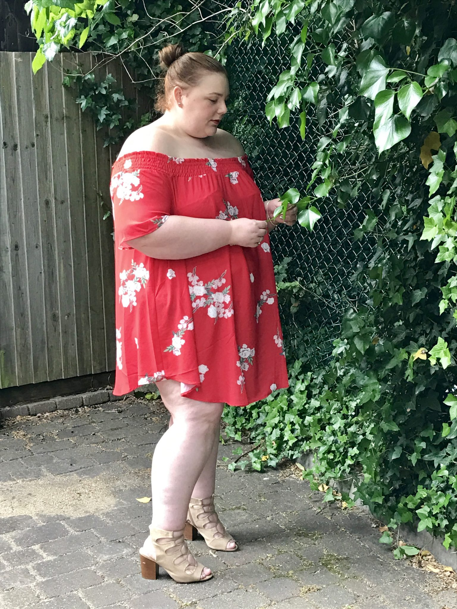 In The Style Curve Review - Pretty Big Butterflies