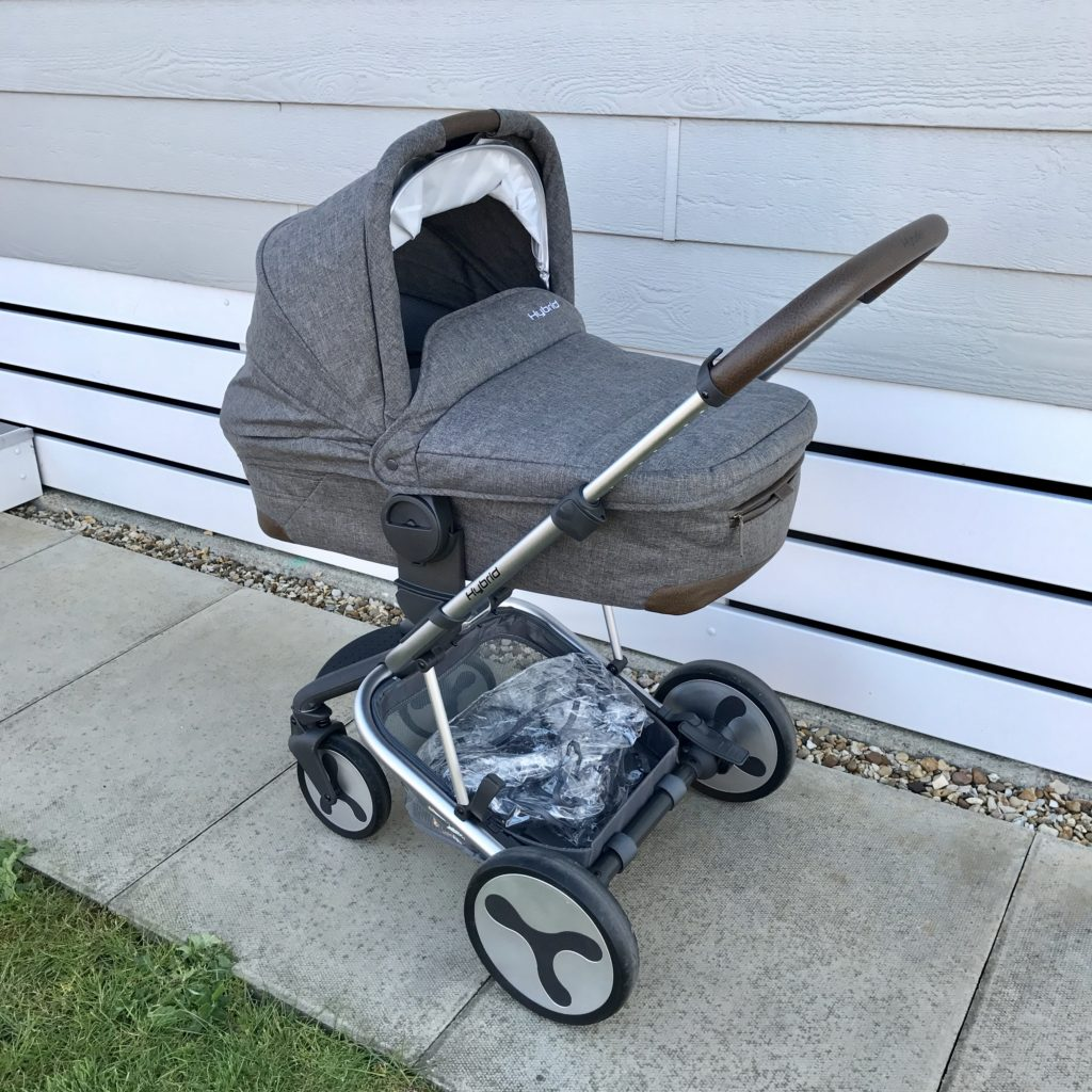HYBRID STROLLER BY BABYSTYLE - LIVING UP TO EXPECTATIONS