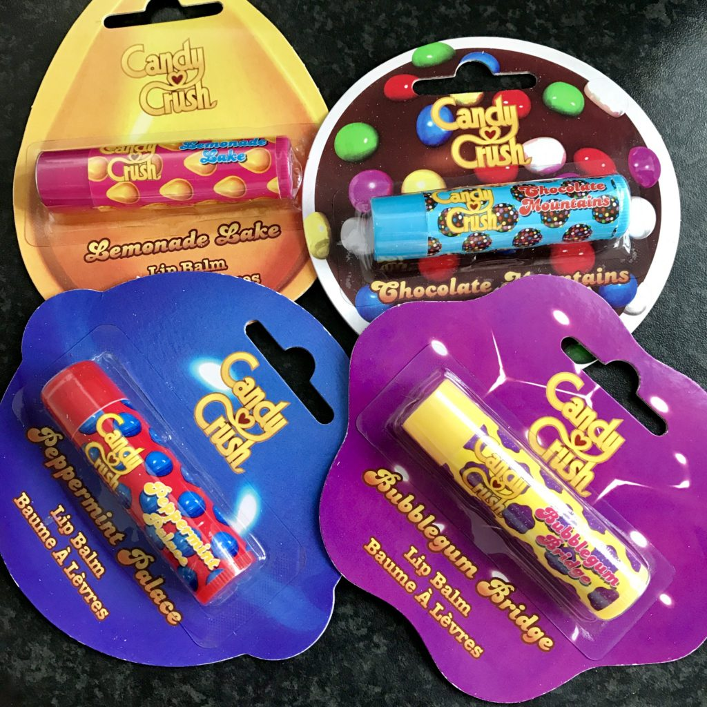 Candy Crush Lip Balm's review