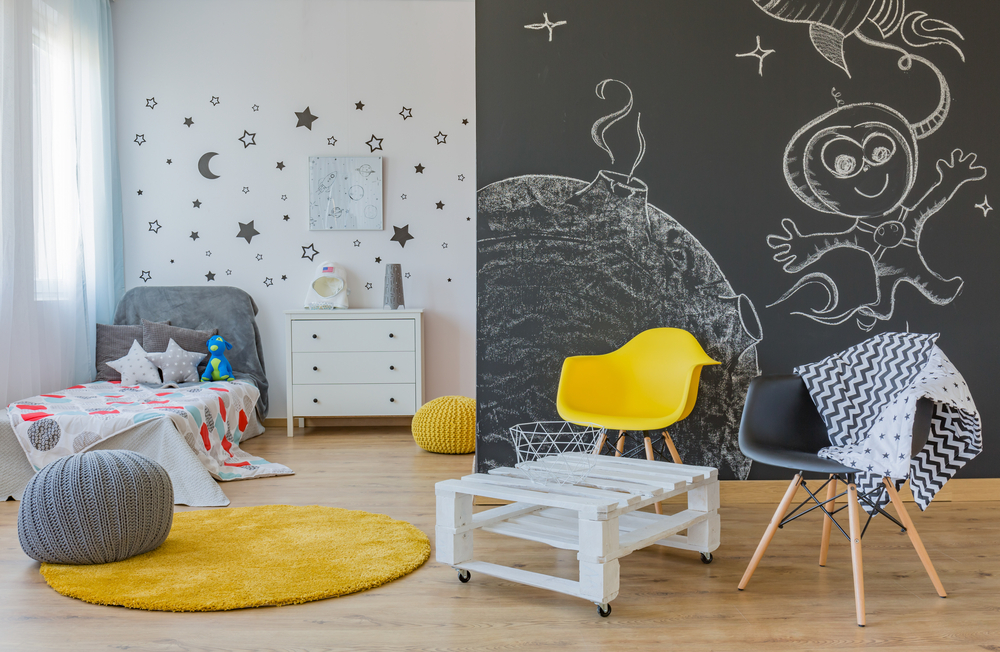 How to give your child's bedroom a budget makeover
