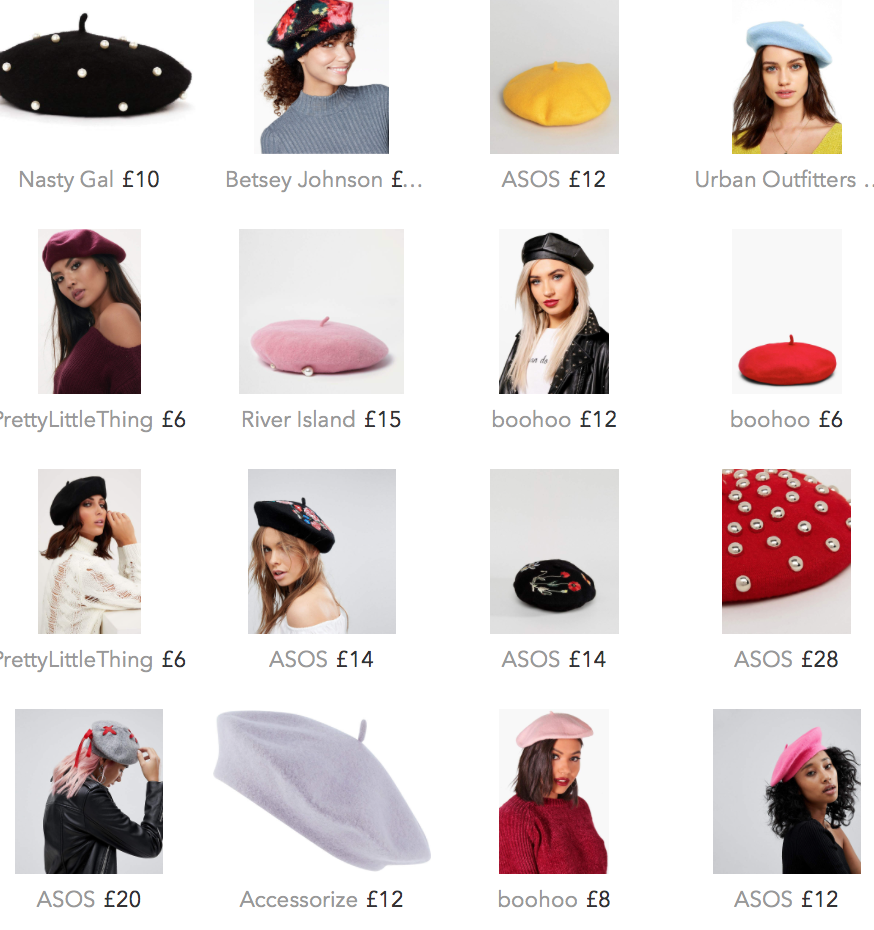 Hooray for the Beret