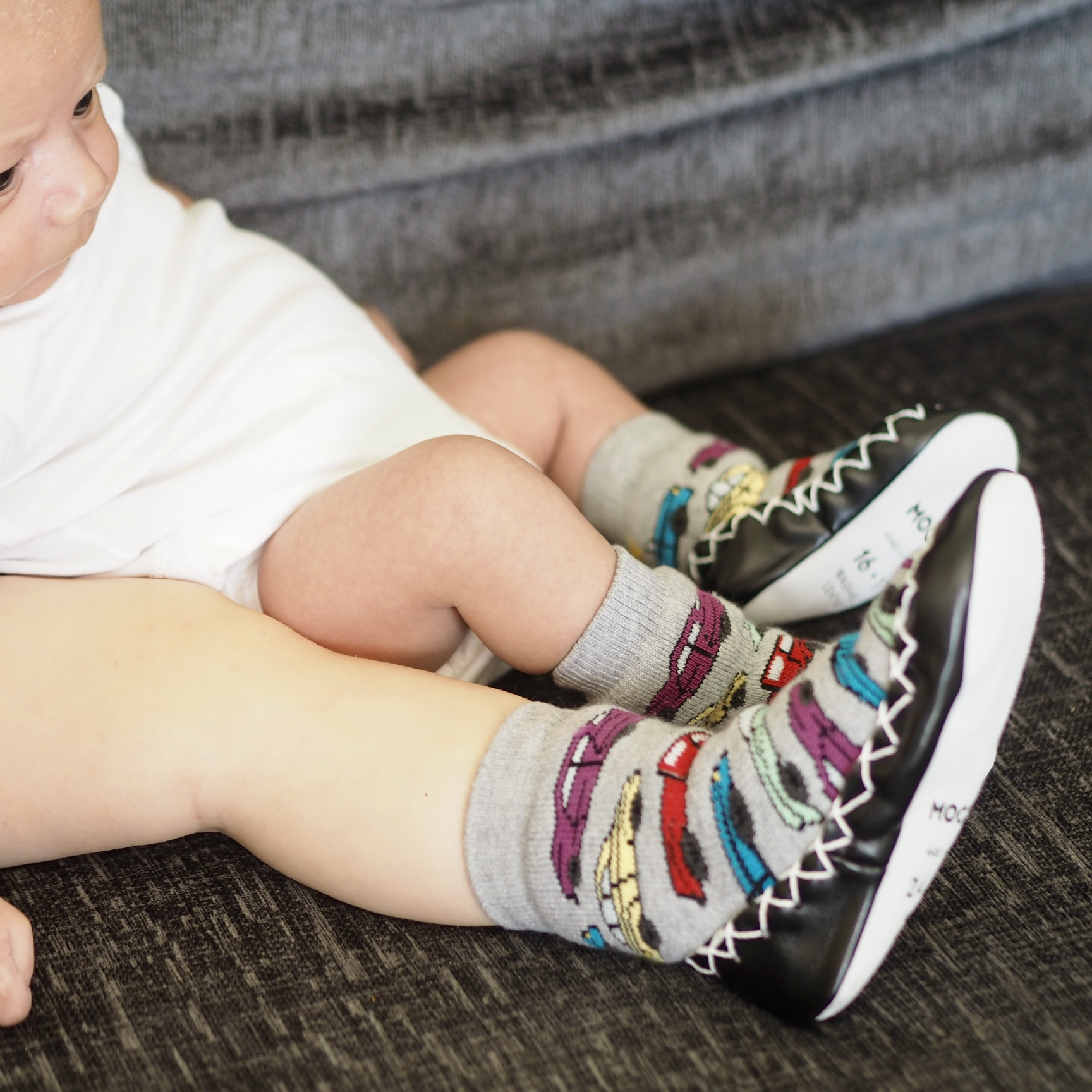 Moccis - The Cutest Baby Shoes In Town