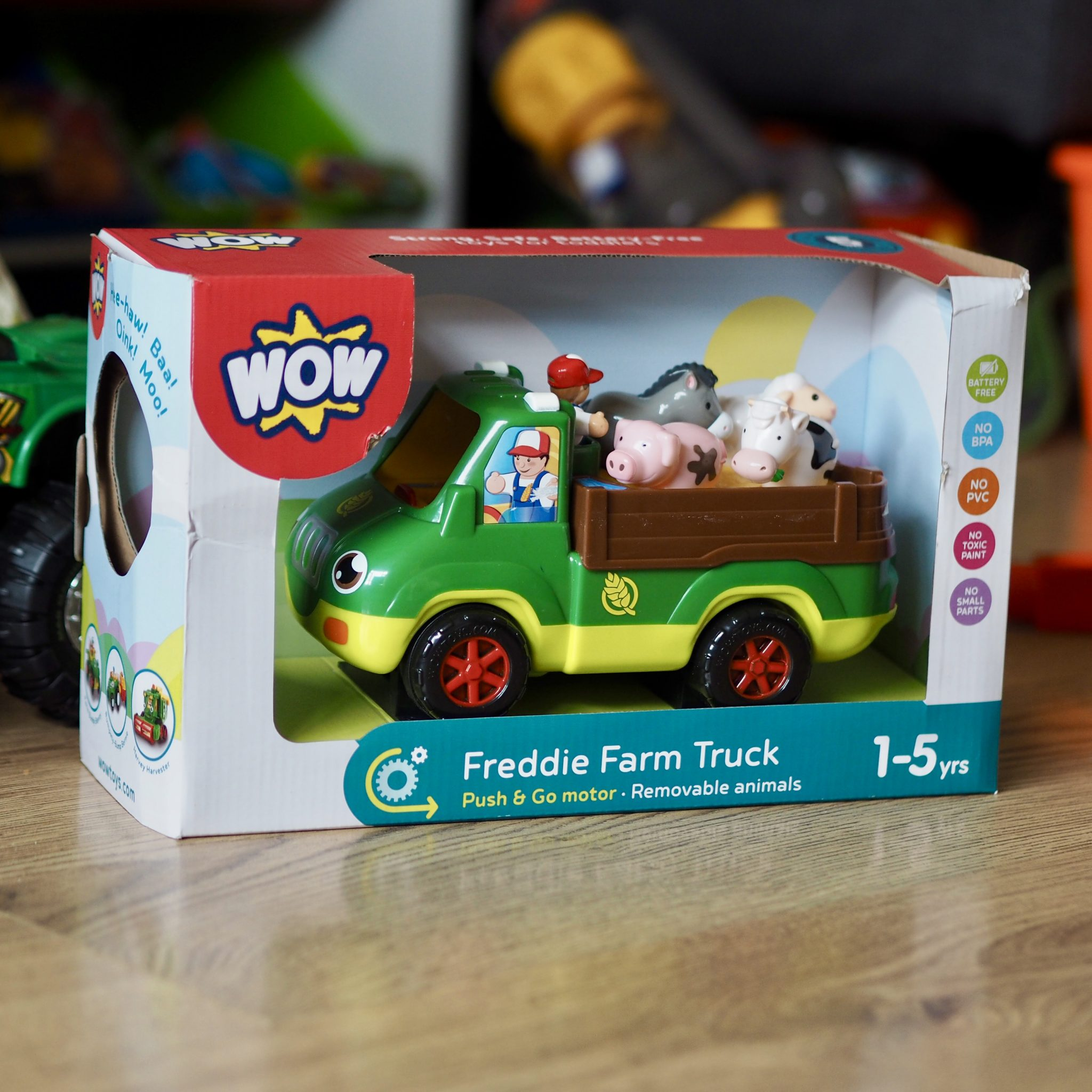 WIN: £25 worth of toys from What 2 Buy 4 Kids